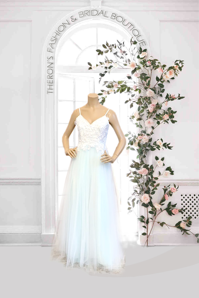 globe-white-&amp-blue-wedding-dress